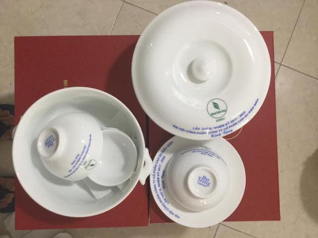 bát đĩa gốm sứ bát tràng