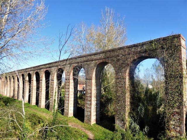 acquedotto nottolini a Lucca