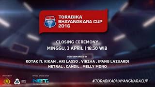 Final Piala Bhayangkara 2016