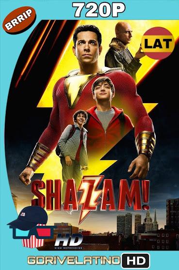 ¡Shazam! (2019) BRRip 720p Latino-Ingles MKV