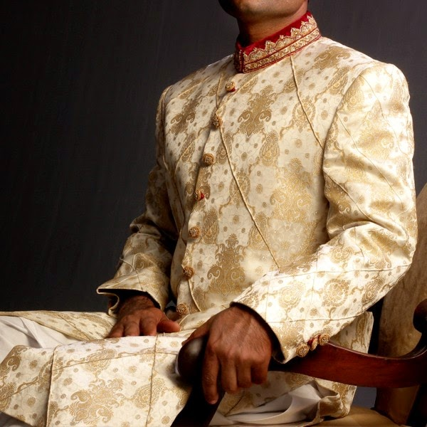 Junaid Jamshed Sherwani Collection
