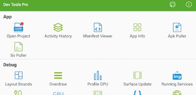 تطبيق Dev Tools Pro مدفوع للأندرويد - تحميل مباشر