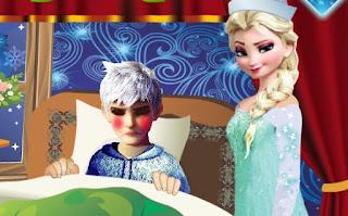 Nurse Elsa Frozen Online Games