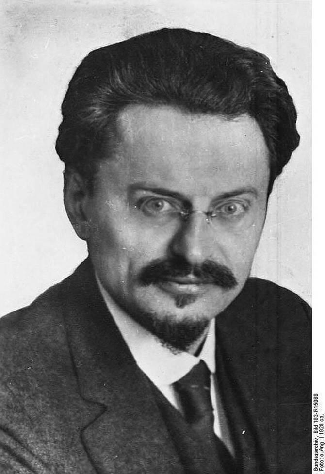 Leon Trotsky | Lev Davidovich Bronstein Popularly known as Leon Trotsky