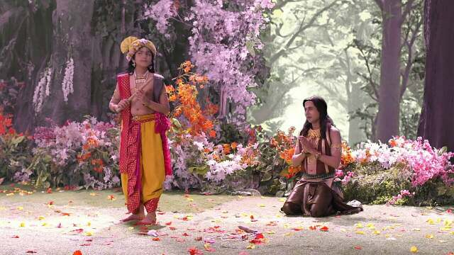 Radha Krishn: Radha Krishna Serial - Session4 E55 5th January 2021 Episode