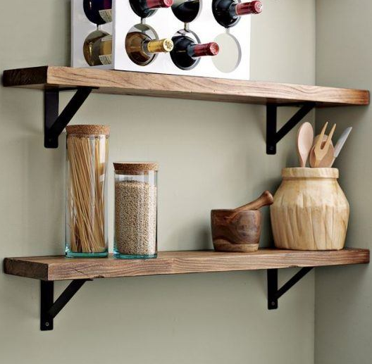 7 FANTASTIC DIY  SHELVES FOR YOUR HOME
