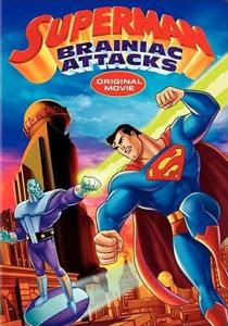 Superman: Brainiac Ataca – DVDRIP LATINO
