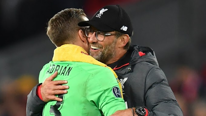 Klopp is a top strategist and a great person'