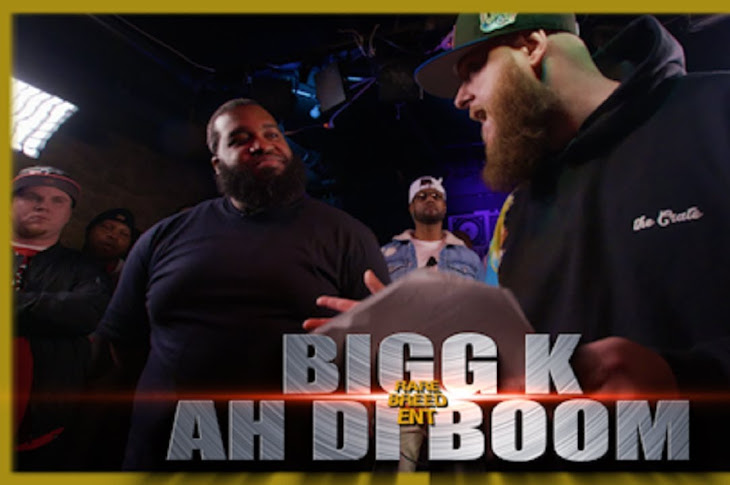 RBE Presents: Bigg K vs Ah Di Boom