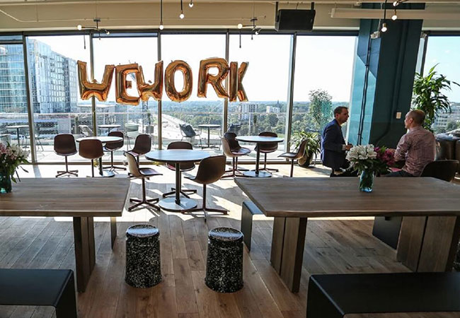 Tinuku WeWork raises another $1 billion from SoftBank