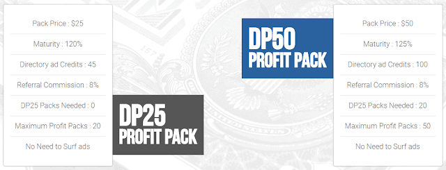 diversity club fund profit pack dp25 dp50 share maturity