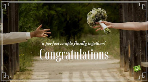Marriage Congratulations Message