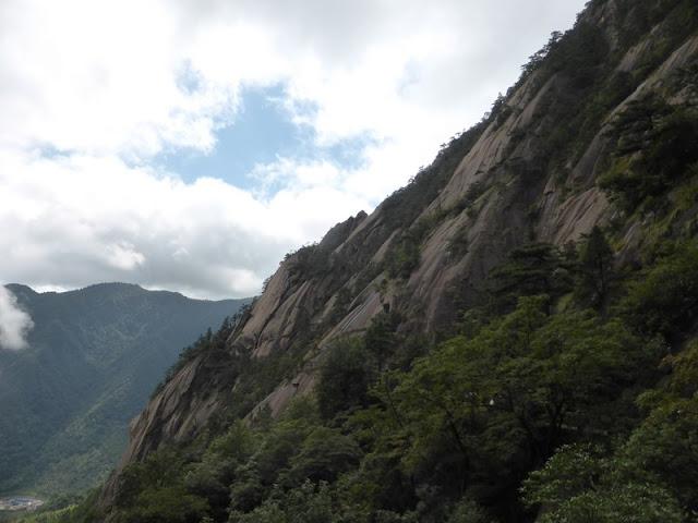 Montañas amarillas de Huangshan