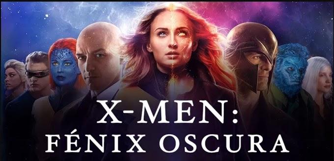 X-MEN DARK PHOENIX ( X-MEN FÉNIX OSCURA ) 2019  ONLINE