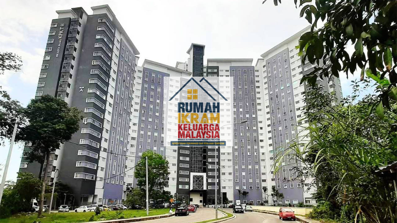 Permohonan Rumah IKRAM Keluarga Malaysia