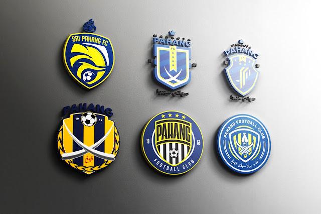 undi pemilihan nama dan logo baru pahang fc
