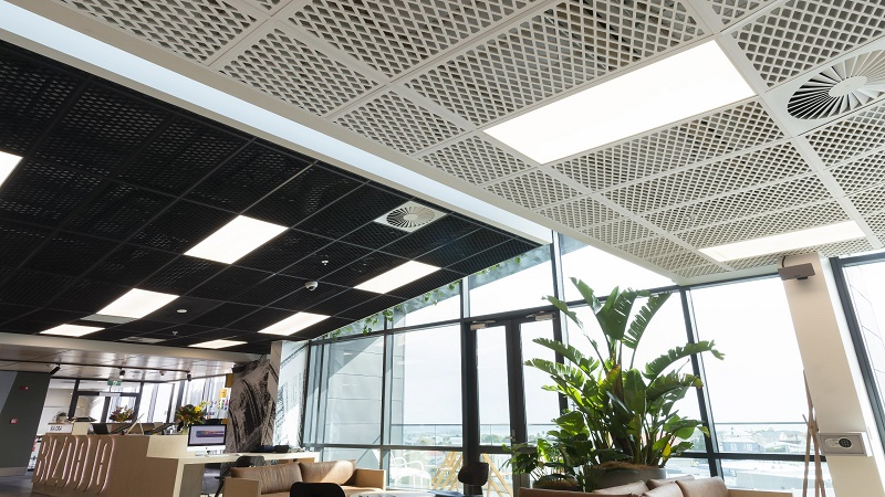Acoustic Ceilings