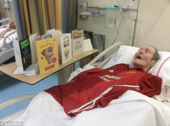 Stroke Victim Trapped in UAE Four YEARS Because of Debts
