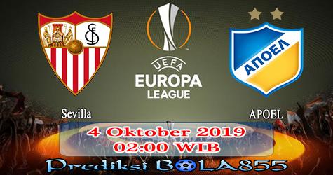 Prediksi Bola855 Sevilla vs APOEL 4 Oktober 2019