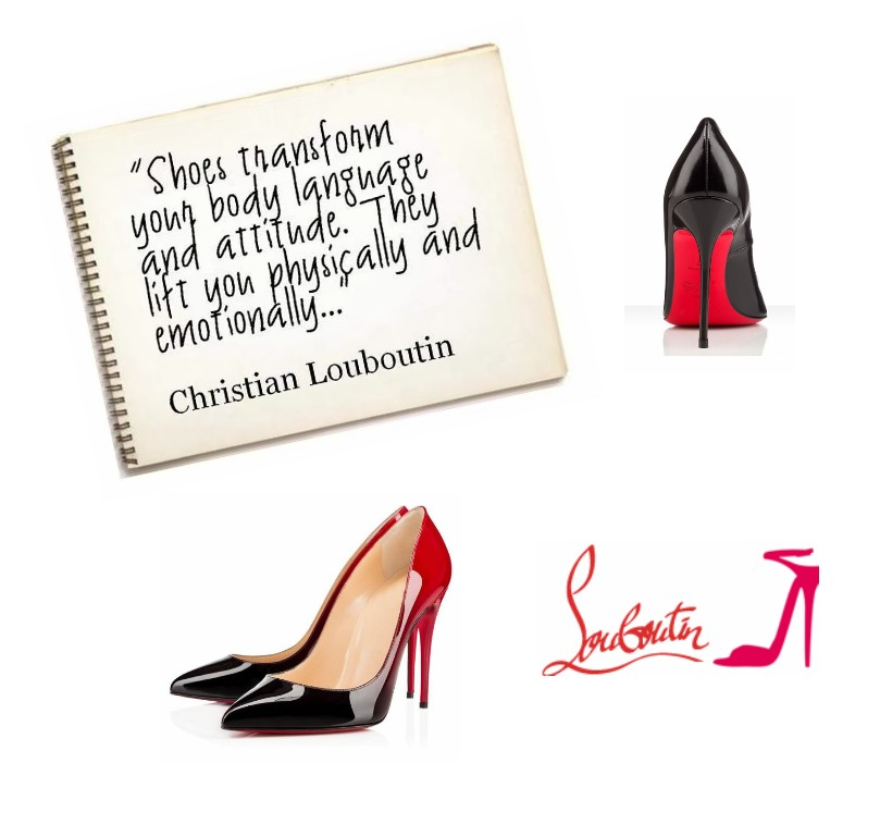 0117751f2d0e3 Feminine Differential - Shoes Transform. Christian Louboutin ...