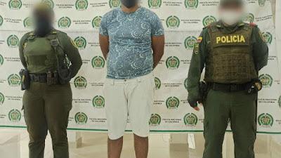 Capturado hombre en Quibdó por hurto calificado.