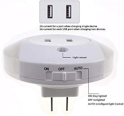 Smart Night Lamp