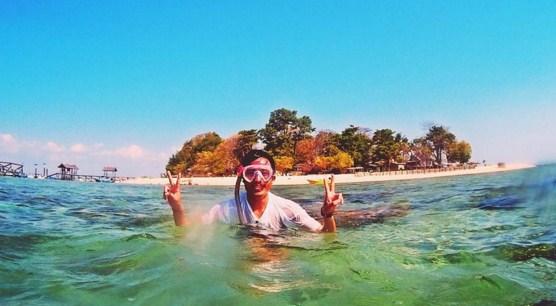 Pulau Samalona - Pantai Wisata Makassar