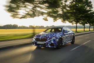 Primul BMW Seria 2 Gran Coupé alege o costumatie neobisnuita pentru faza finala de teste