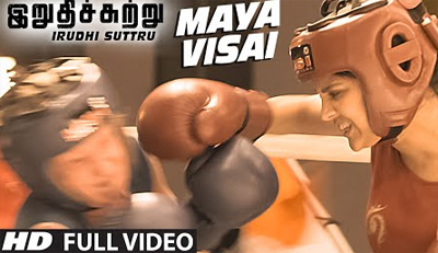 Maya Visai Full Video Song | Irudhi Suttru | R. Madhavan, Ritika Singh