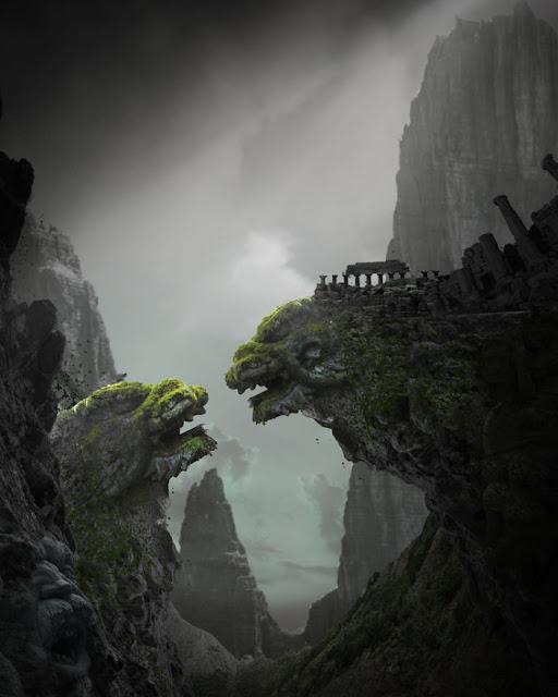Gerçeküstü Manzaralar 8