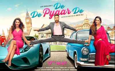 De De Pyaar De Movie First Look, Poster