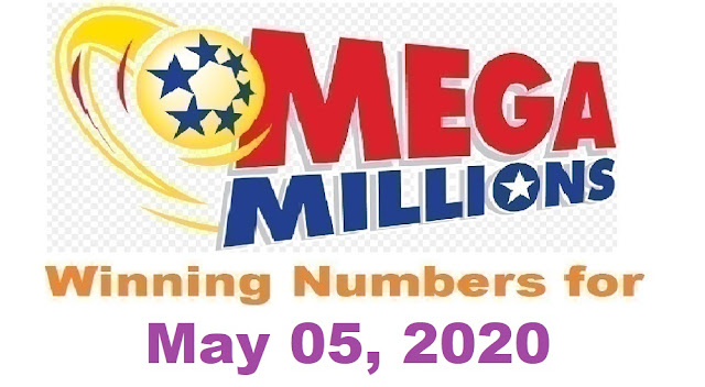 Mega Millions Winning Numbers for Tuesday, May 05, 2020