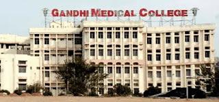 GMC Bhopal Recruitment - 378 Staff Nurse - Last Date: 16th June 2021