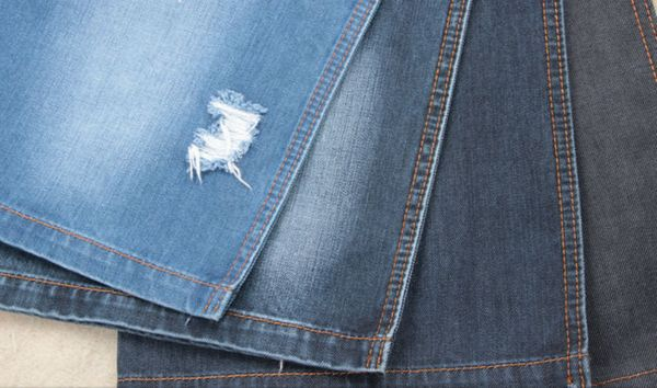 Cellulose washed denim