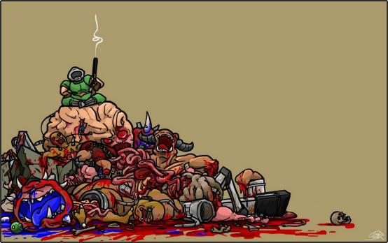 Doom 2 No Rest For The Living Download