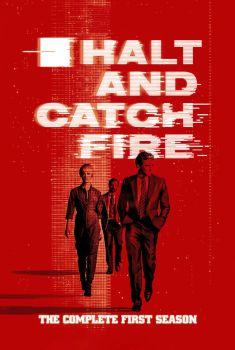Halt and Catch Fire 1ª Temporada Torrent - WEB-DL 720p Dual Áudio