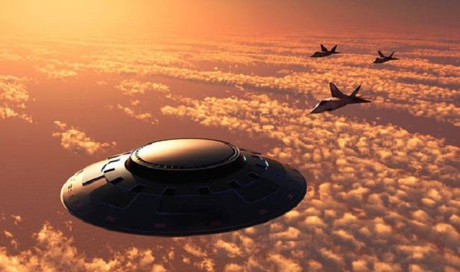 Στόλο UFO στο Rosarito του Μεξικού; (VIDEO)