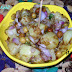 Alu Kabli (Spicy Aloo Chaat)