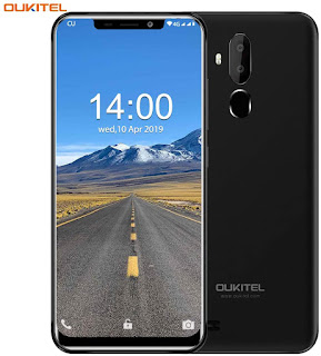 buy oukitel c12 android mobile smartphones offers online price $85 latest discounts from amazon