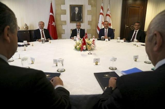 Τορπιλίζει τον διάλογο στο Κυπριακό η Τουρκία