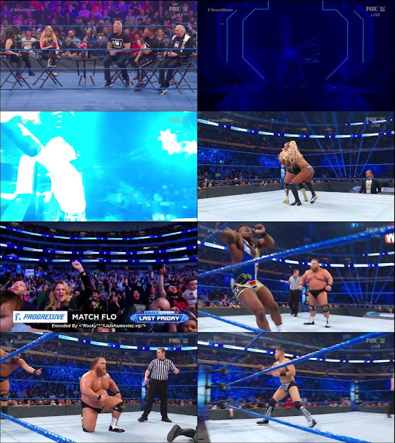 WWE Smackdown Live 6 March 2020 720p Download HDTV