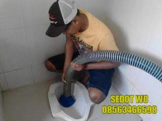 Jasa Sedot WC Pilihan Warga Bangkalan Madura