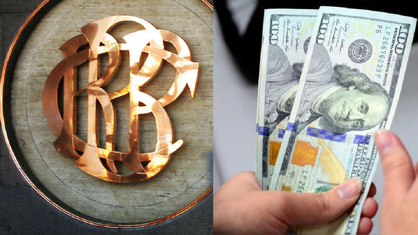 BCRP vende dólares