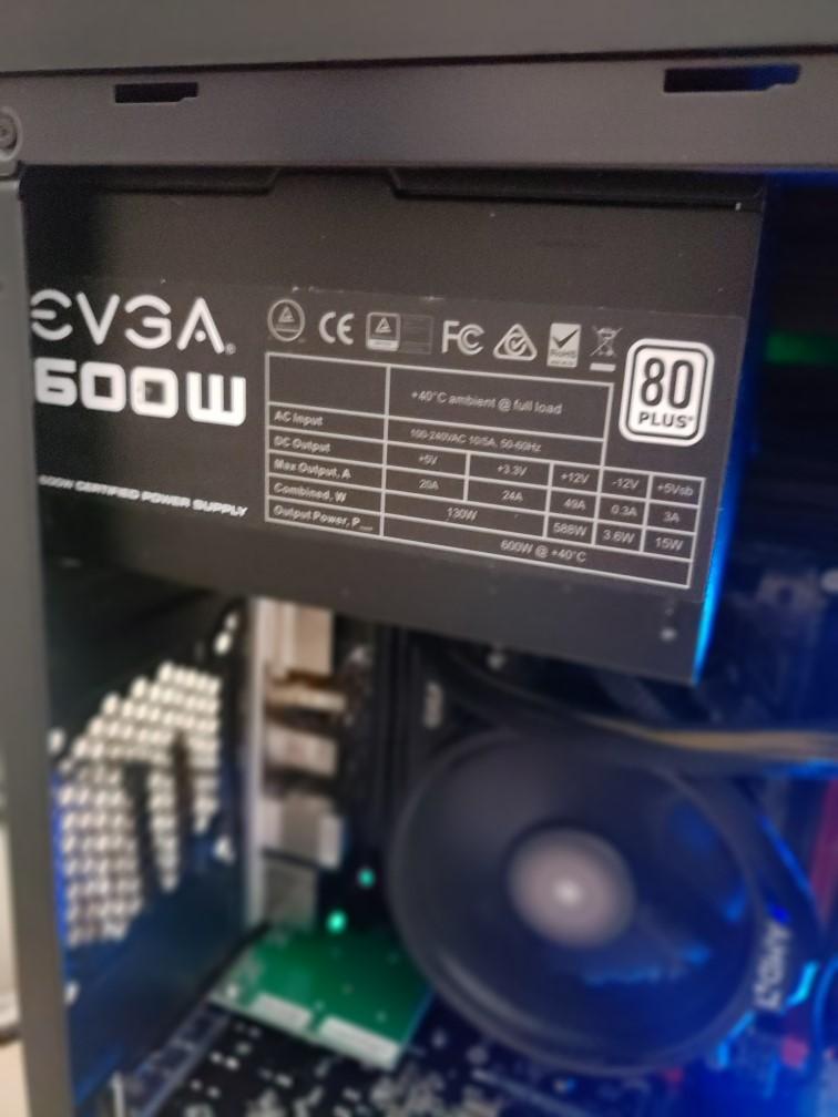 The Inquisitive Analyst: My Current PC Setup - Ryzen 5 1600
