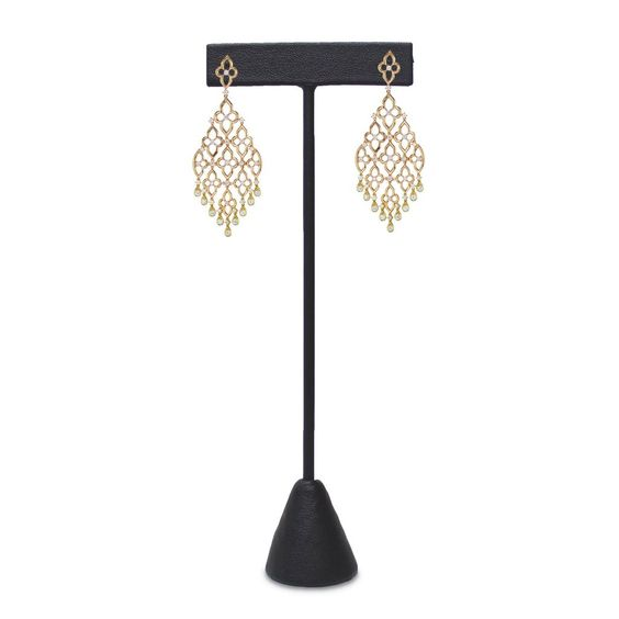 Large Metal T-Shaped Earring Display Stand