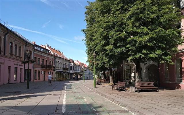 Vilniaus gatvė a kaunas