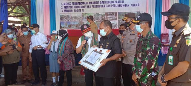Kunjungan Tiga Menteri ke Pulau Pantar Kabupaten Alor
