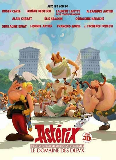 Baixar Asterix e o Domínio dos Deuses RMVB Dublado BDRip Torrent