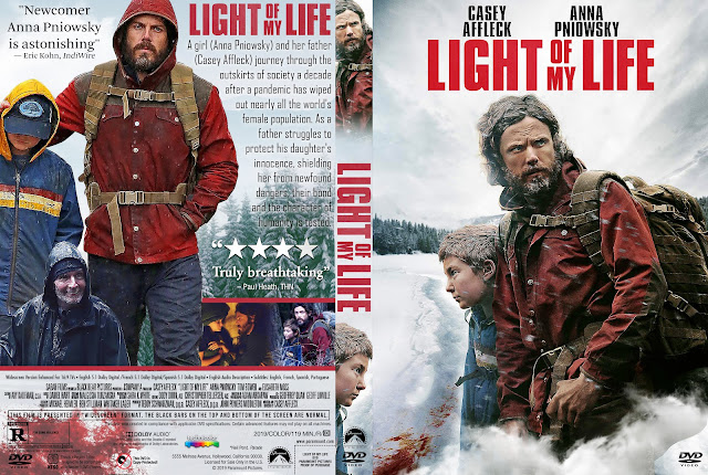 Light Of My Life DVD Cover