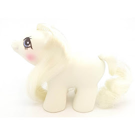 My Little Pony White Baby Pony UK & Europe  Special Release G1 Pony